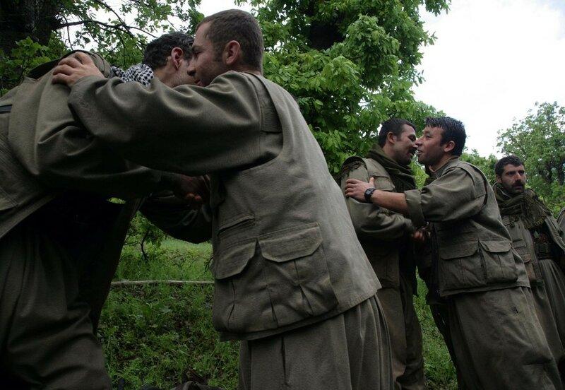 IRAQ-KURDISTAN-TURKEY-UNREST