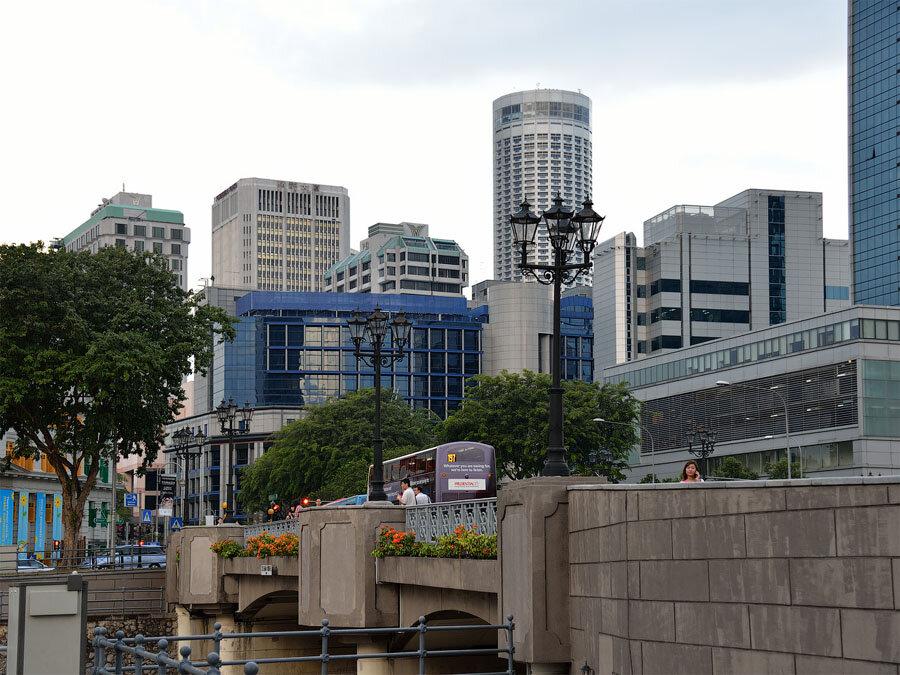 И снова о Сингапуре. Отчет с картинками