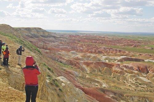 Восточный Казахстан велотур, Кин кириш, красивый пейзаж