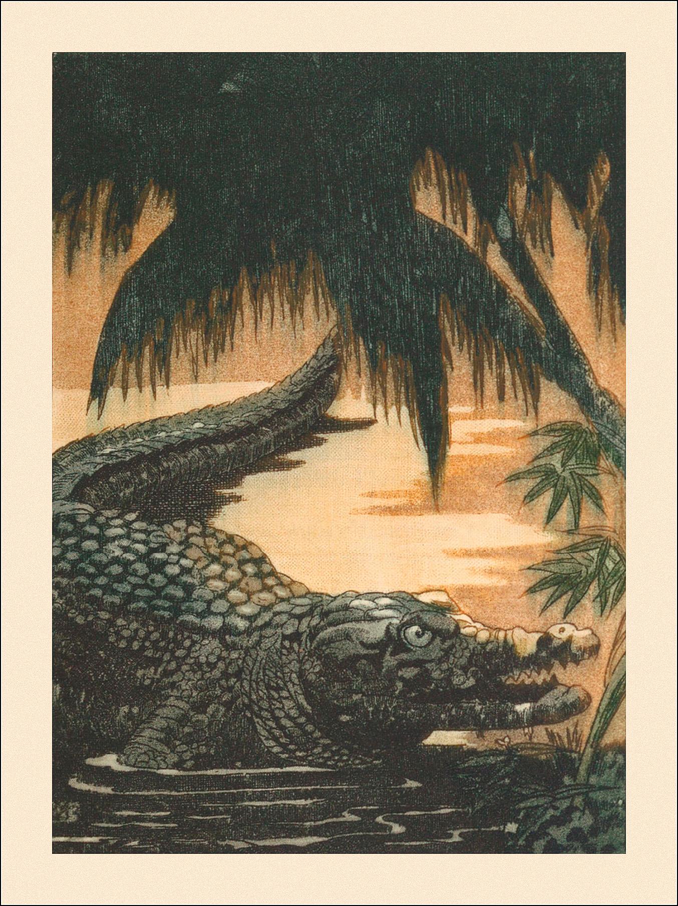 Le second Livre de la jungle, M. de Becque