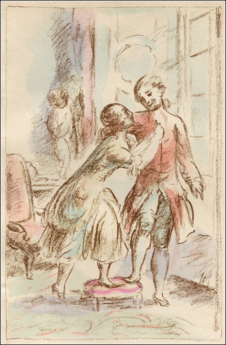 Werner Schmidt, Théophile Gautier, Mademoiselle de Maupin