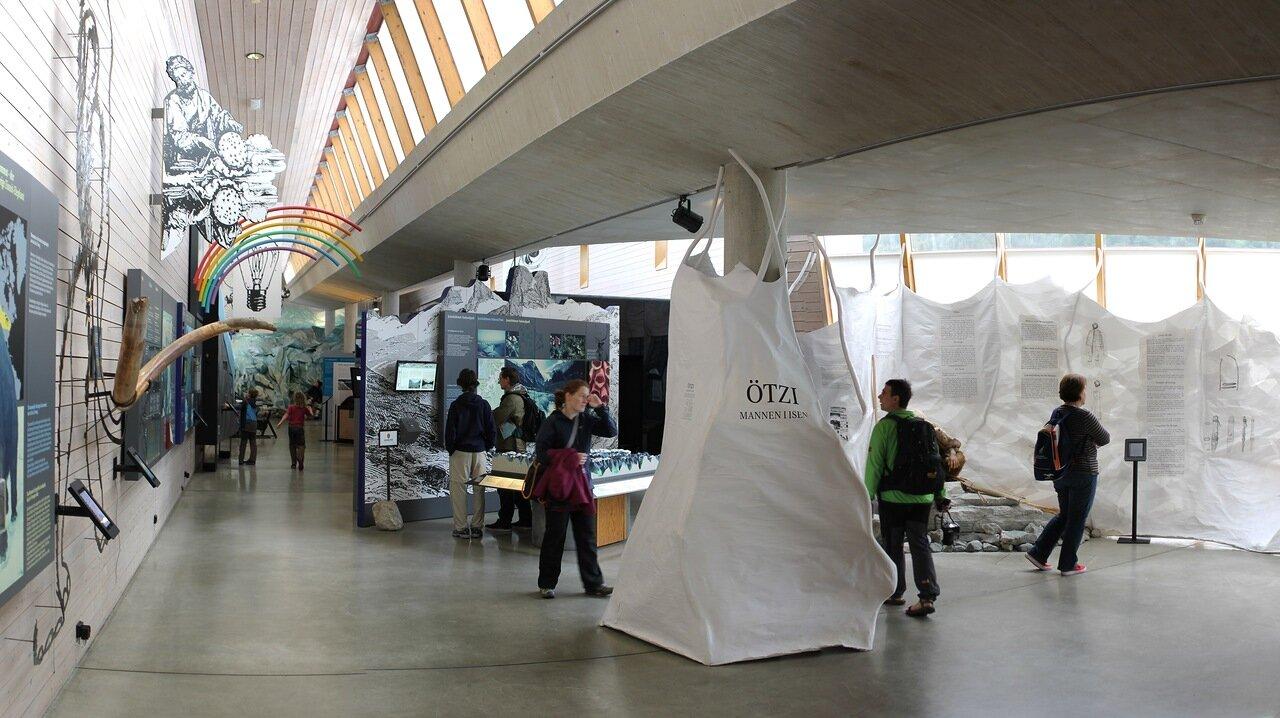 Фьёрланд. Норвежский музей ледников