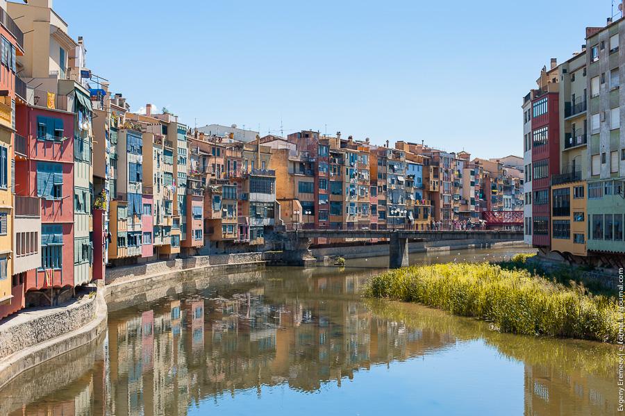 Жирона, Испания. Girona, Spain