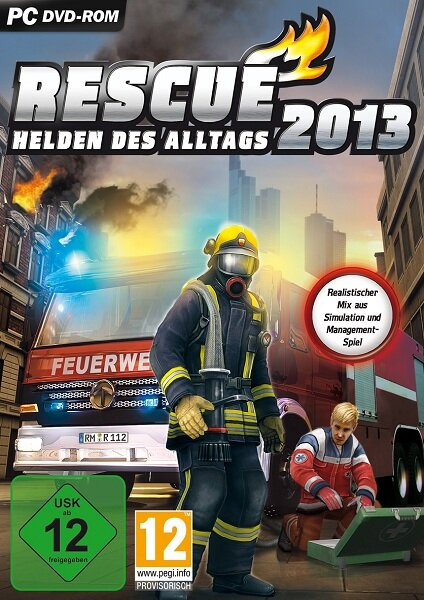 Rescue 2013 Everyday Heroes (2013/ENG)