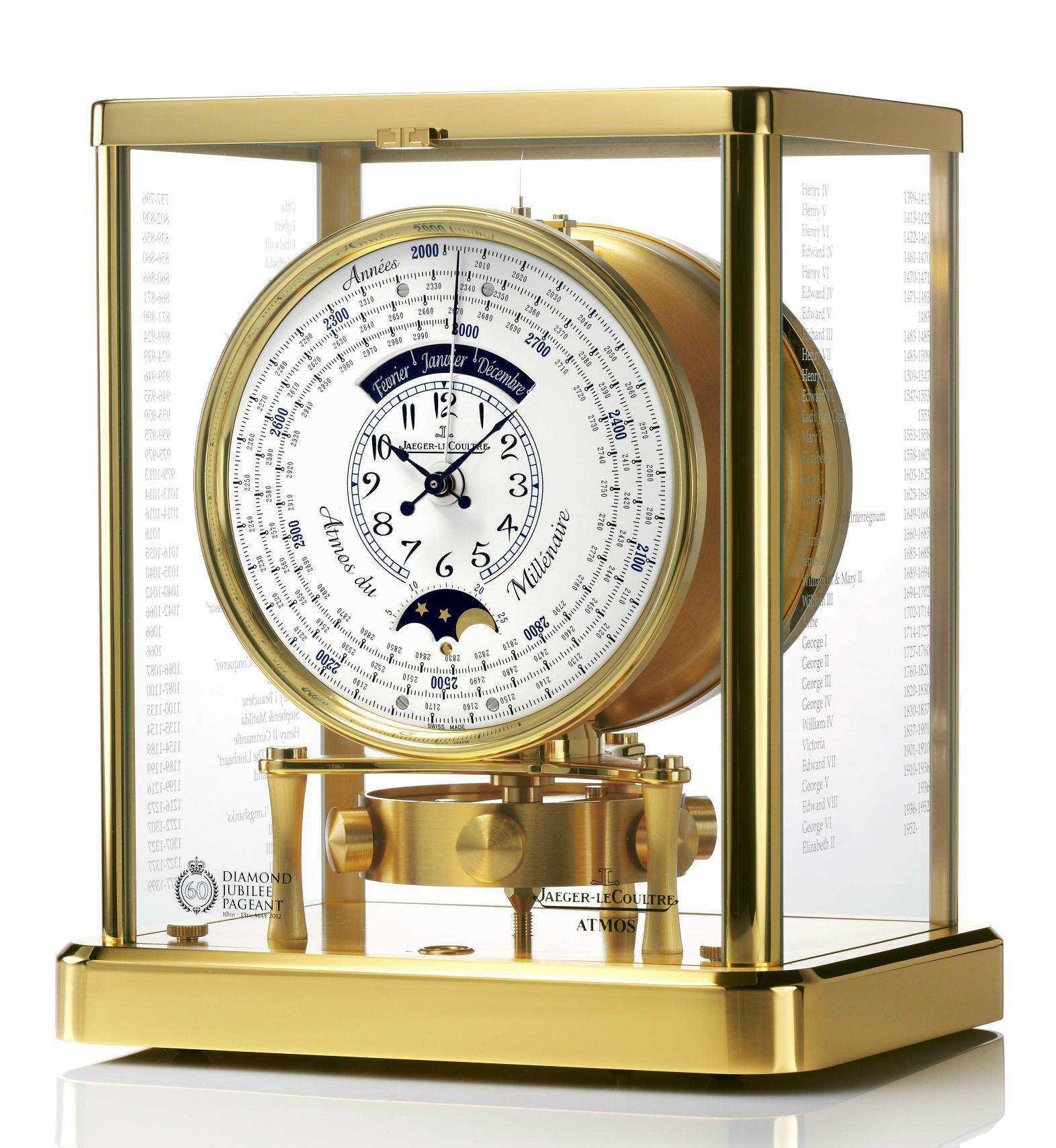 Вечные механические часы