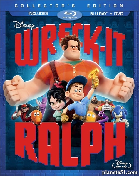Ральф / Wreck-It Ralph (2012/HDRip)