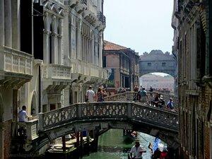 Венеция. Мосты, мосты, мосты...