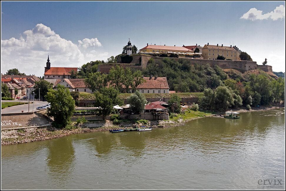 Сербия. Городки на Дунае: Петроварадин и Чортановцы