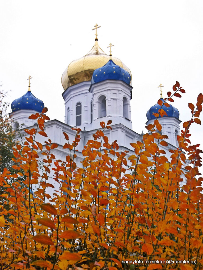 Фото Казанского женского монастыря