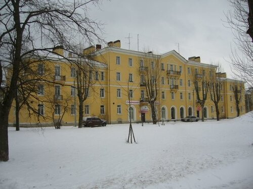 2-я Комсомольская ул. 6к2