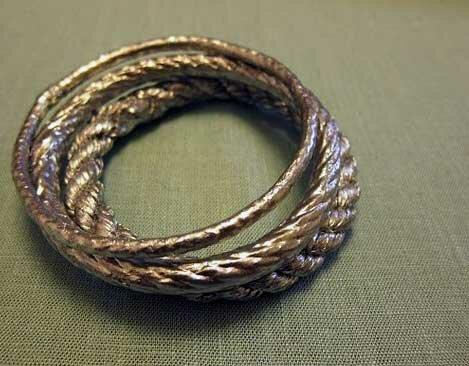 Что можно сделать с плетёным браслетом?