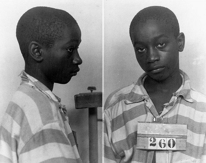 Самый юный казнённый американец