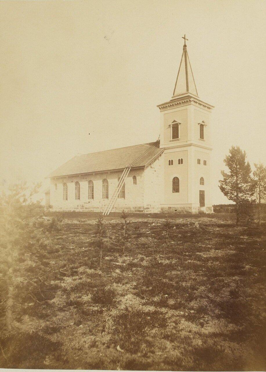 Новая церковь Соданкюла.