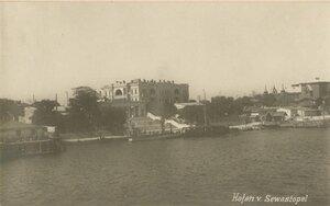 В гавани Севастополя