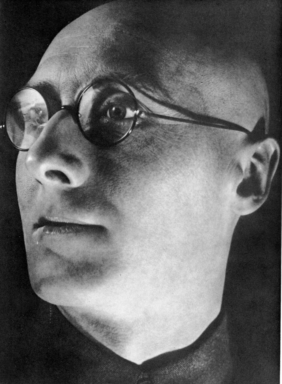 С. Третьяков. 1927 год