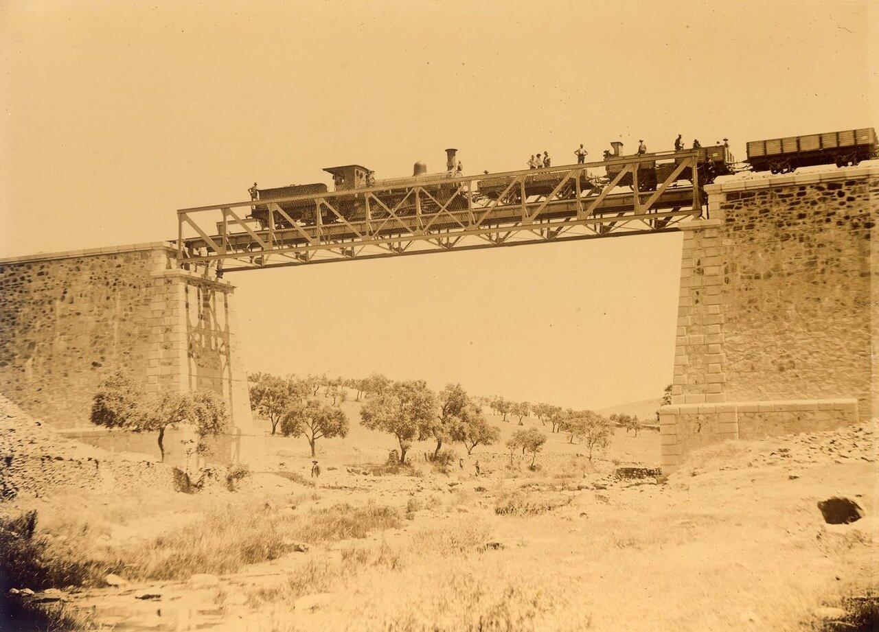 Мост через Арройо-де-Силла