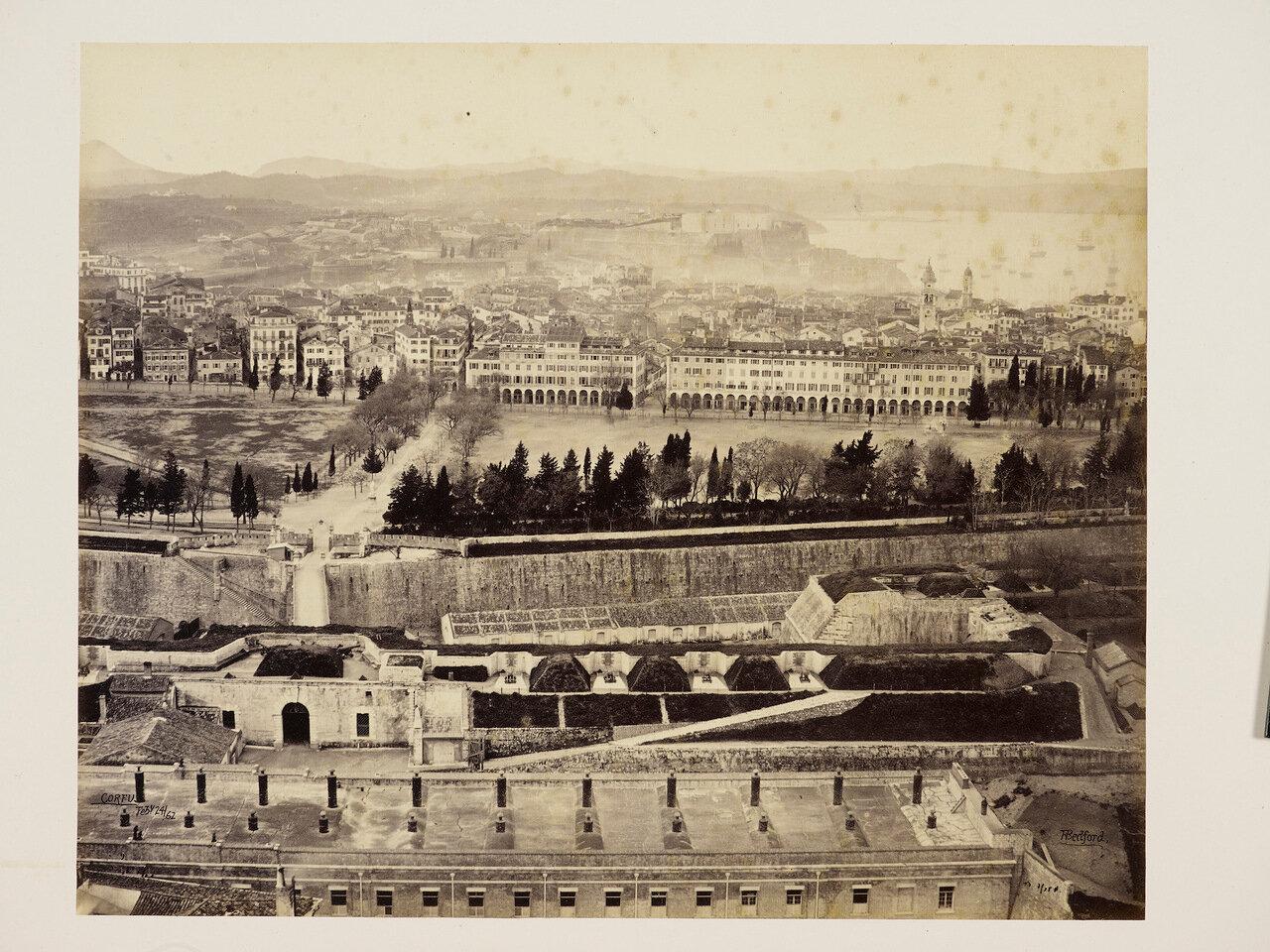 24 февраля 1852. Корфу
