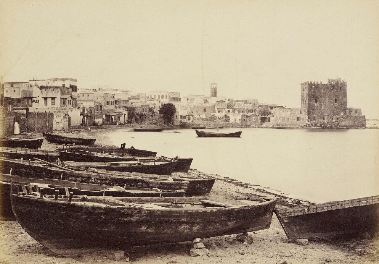10 мая 1862.Триполи. Ливан