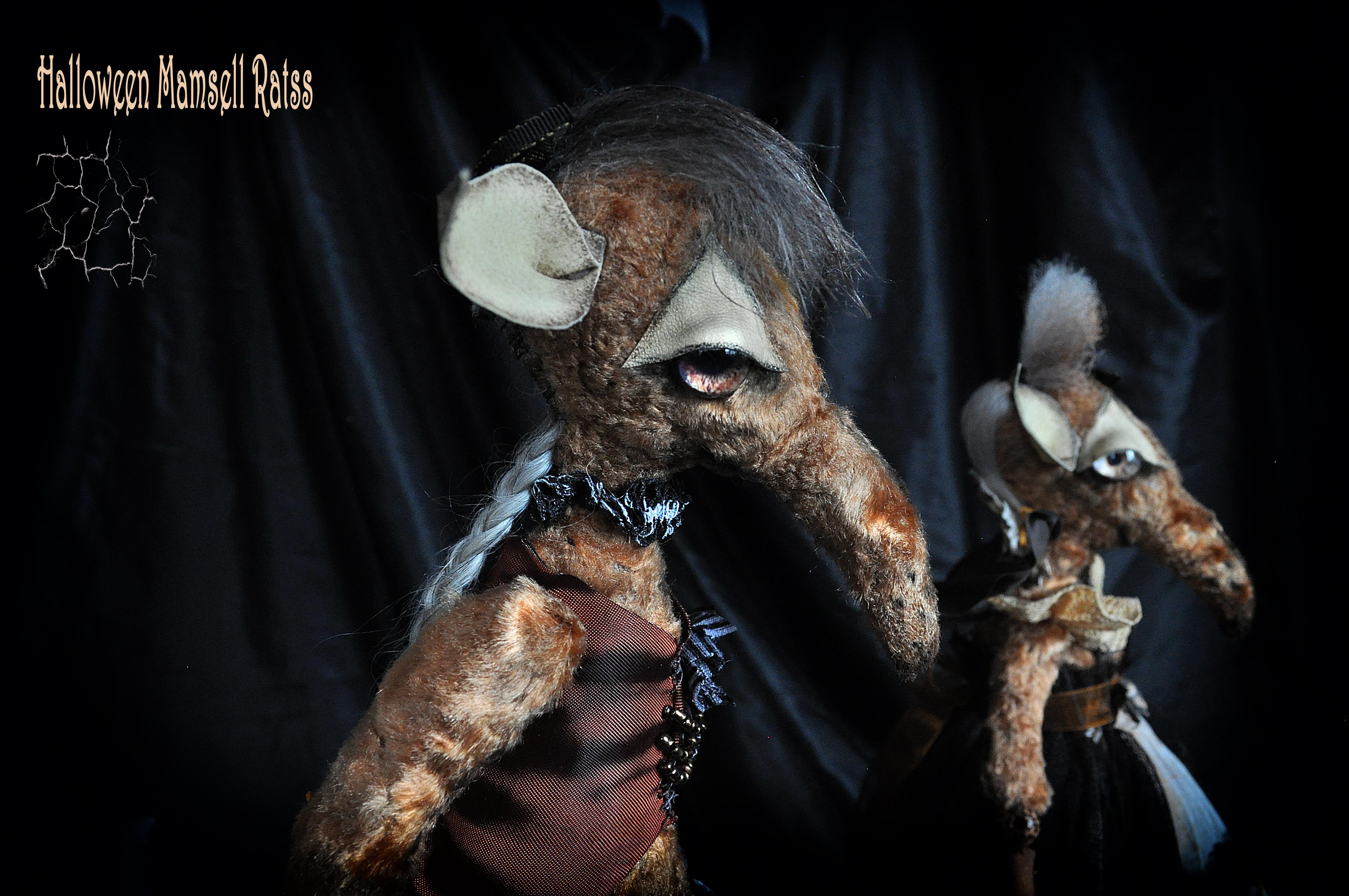 Mamsell Fall. Мамзели крысятины