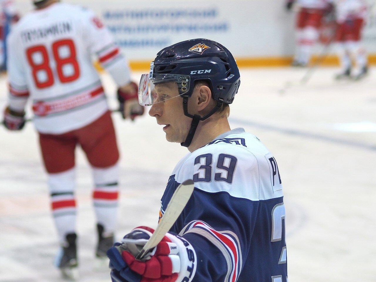 25Восток 1/4 плей-офф Металлург - Автомобилист 01.03.2016