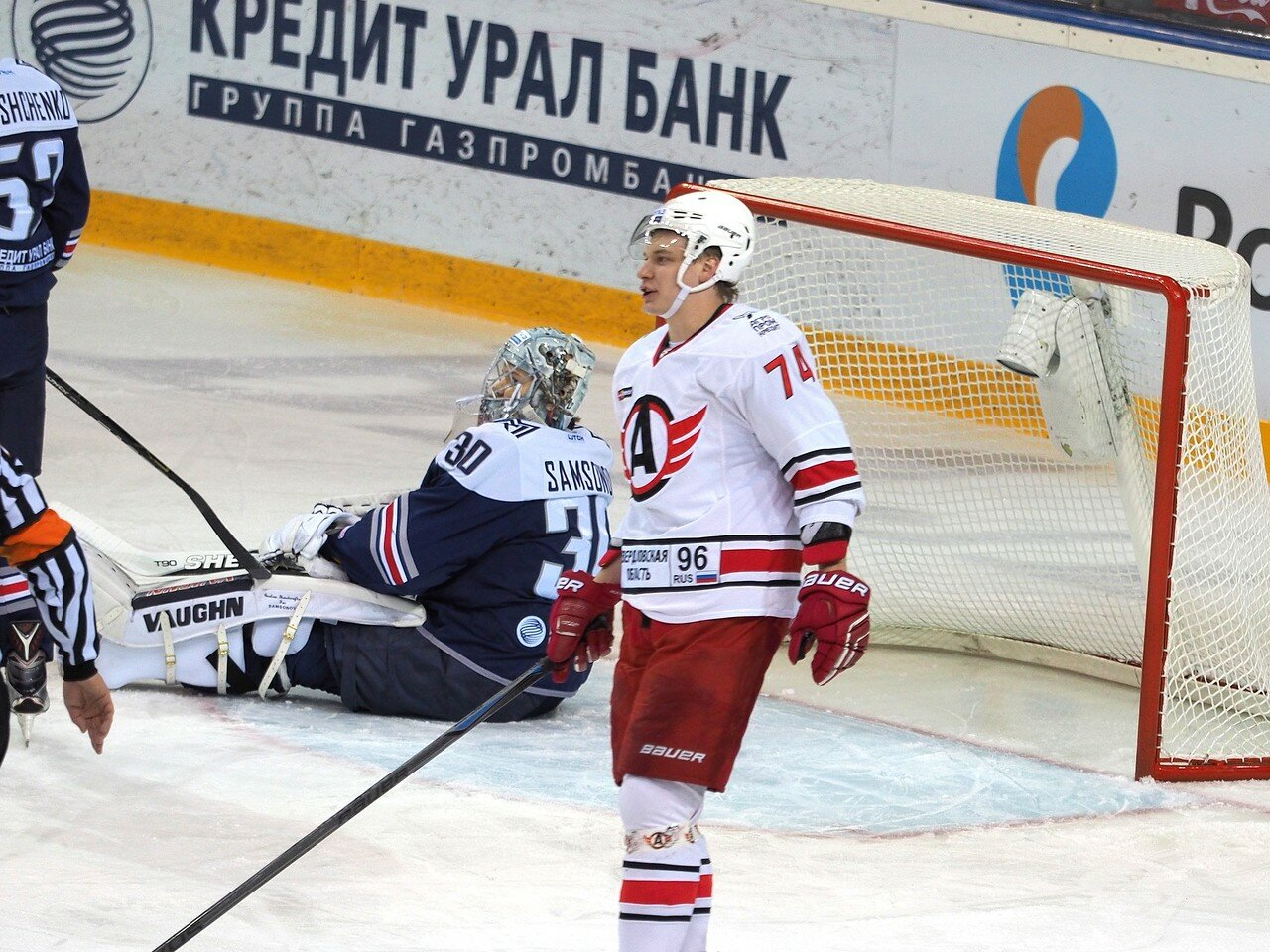 52Восток 1/4 плей-офф Металлург - Автомобилист 01.03.2016