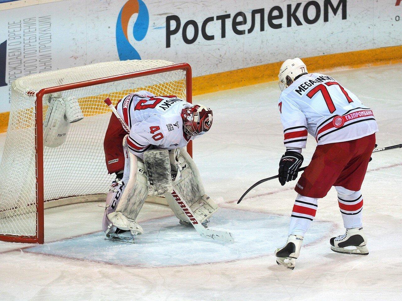 98Восток 1/4 плей-офф Металлург - Автомобилист 01.03.2016