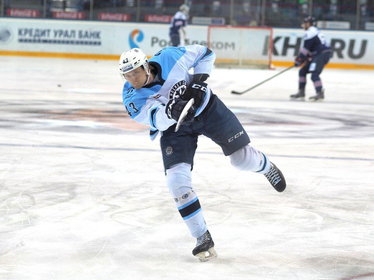 2Плей-офф 2016 Восток 1/2 Металлург - Сибирь 16.03.2016