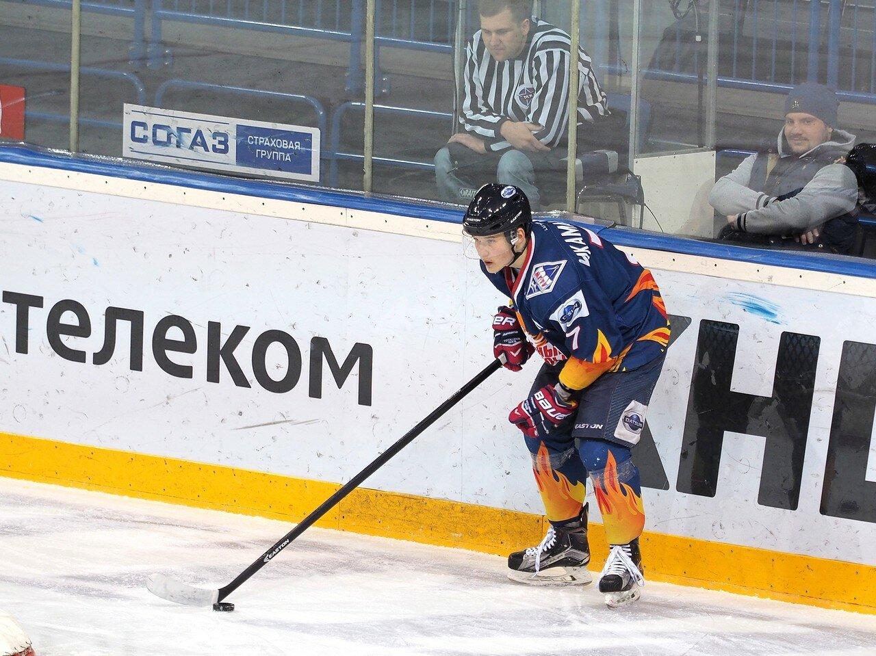 11Плей-офф МХЛ 2016 1/4 Стальные Лисы - Сибирские Снайперы 21.03.2016