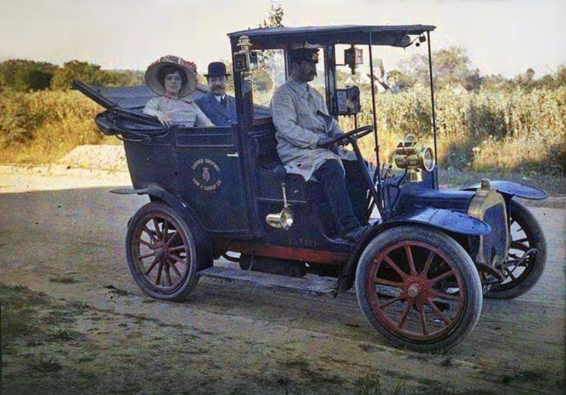 1914c Taxi de la Compagnie generale des voitures a Paris2.jpg