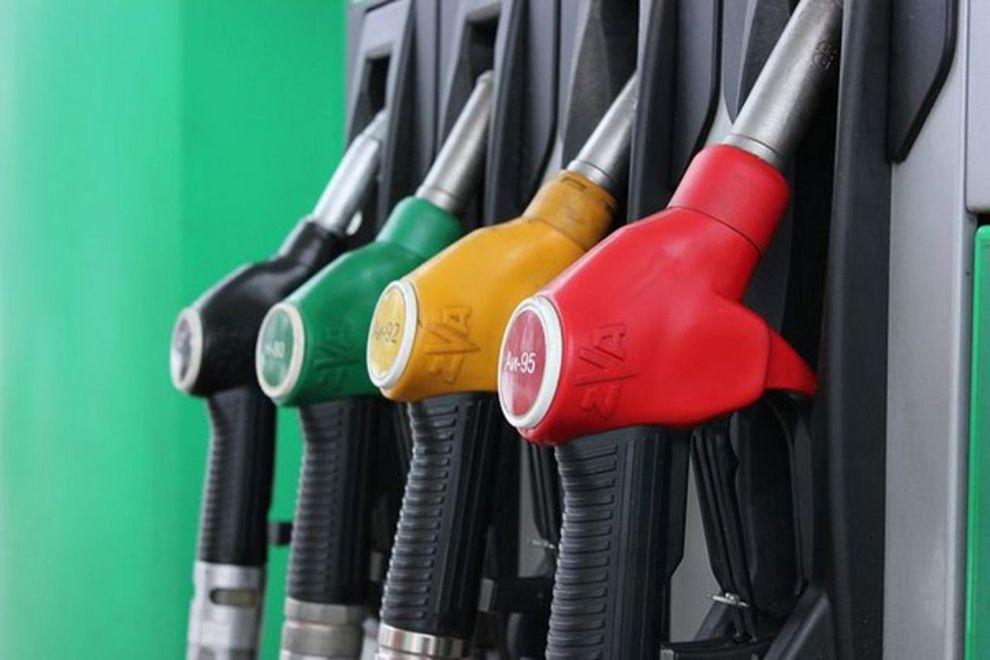 Цены на бензин в разных странах мира