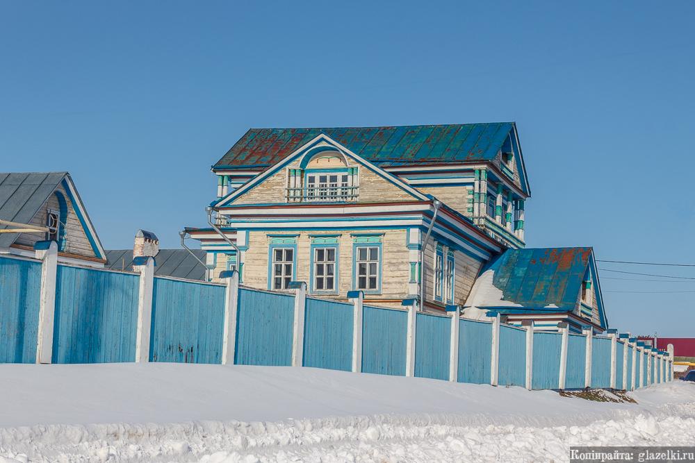 Атнинский районный краеведческий музей.