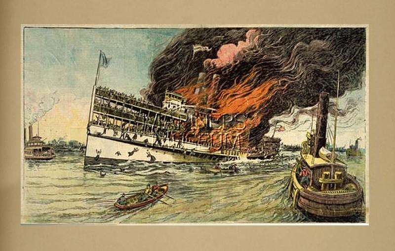 Трагедия парохода «Генерал Слокам»