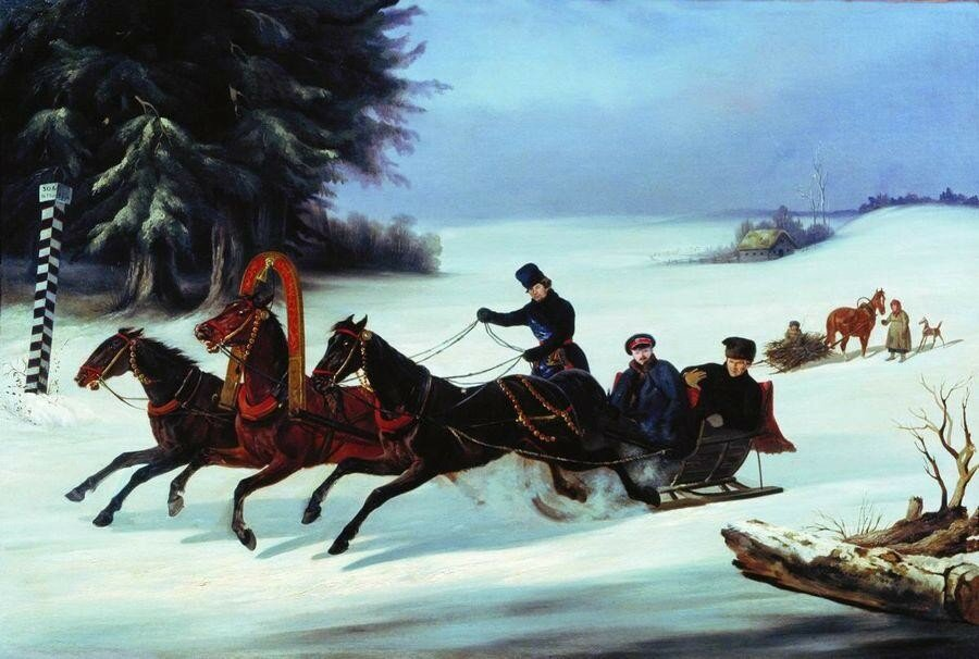 Тройка. 1848.jpg