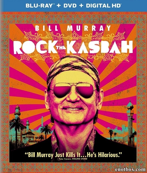 Рок на Востоке / Rock the Kasbah (2015/BDRip/HDRip)