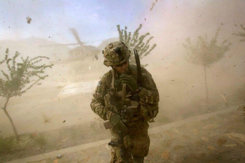 Американские военные в Афганистане 20