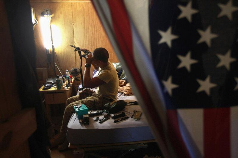 Американские военные в Афганистане 54