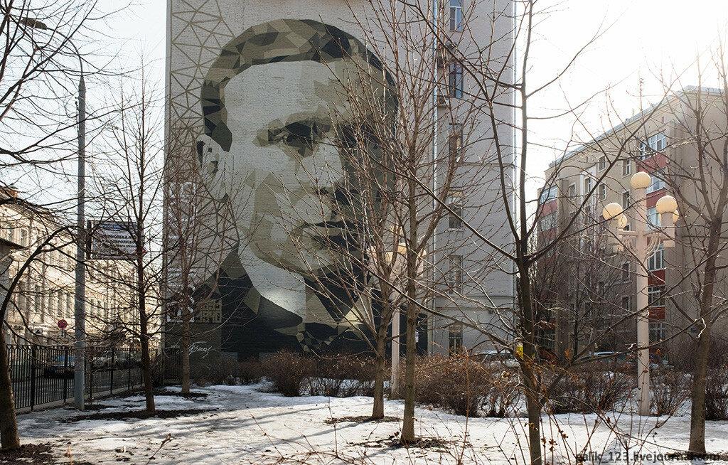 Москва. Большой Афанасьевский переулок