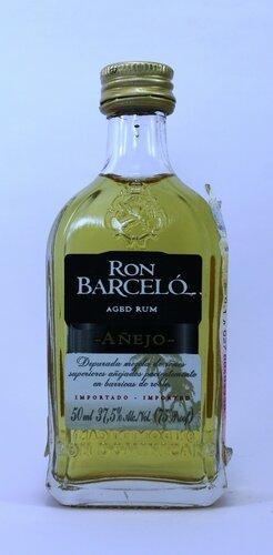 Ром Ron Barcelo Anejo aged rum Imported