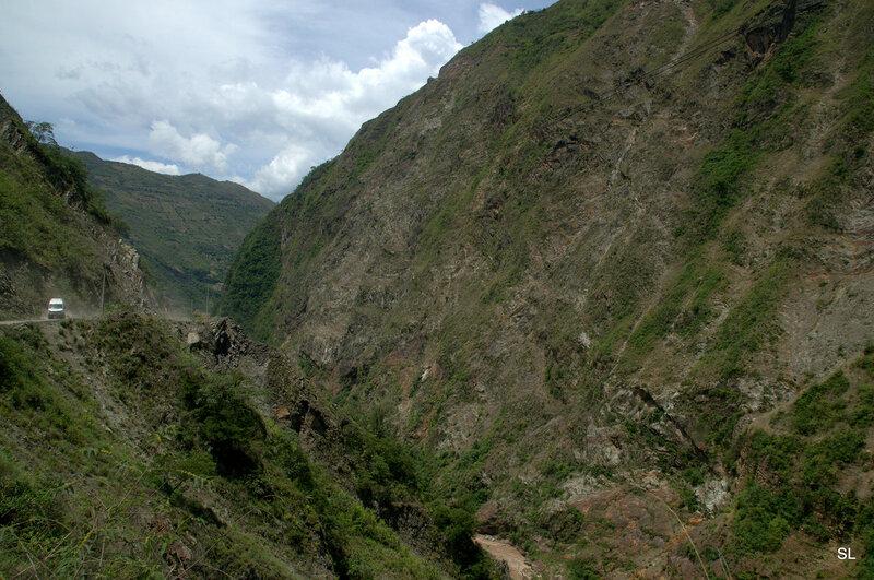 дорога к Мачу Пикчу