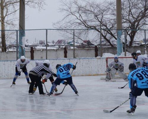 хоккей памяти Чечулина