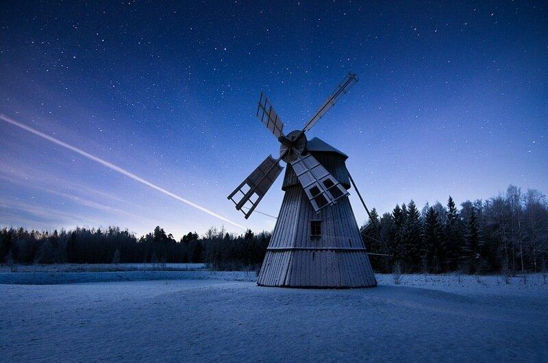 Сюрреалистичные фотографии ночного неба от Mikko Lagerstedt 0 230d4f bce78599 XL