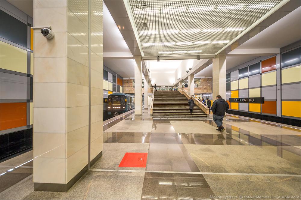 метро Саларьево