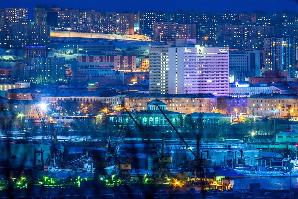 Азимут Мурманск