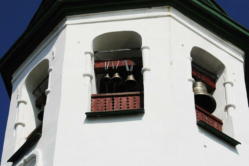 Колокольня, Никольский монастырь в Старой Ладоге