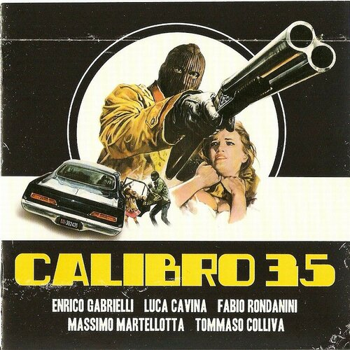 (Jazz, Funk / Soul) [WEB] Calibro 35 - Calibro 35 [2010 reissue] - 2008, FLAC (tracks+.cue), lossless