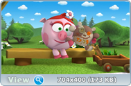 Смешарики. Новые приключения (2012-2013) DVDRip/HDTVRip