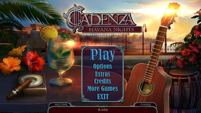 Cadenza: Havana Nights CE