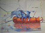 Вышивка марья искусница ловись рыбка