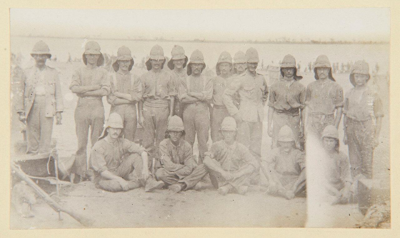 1-й батальон гвардейских гренадер. Повара