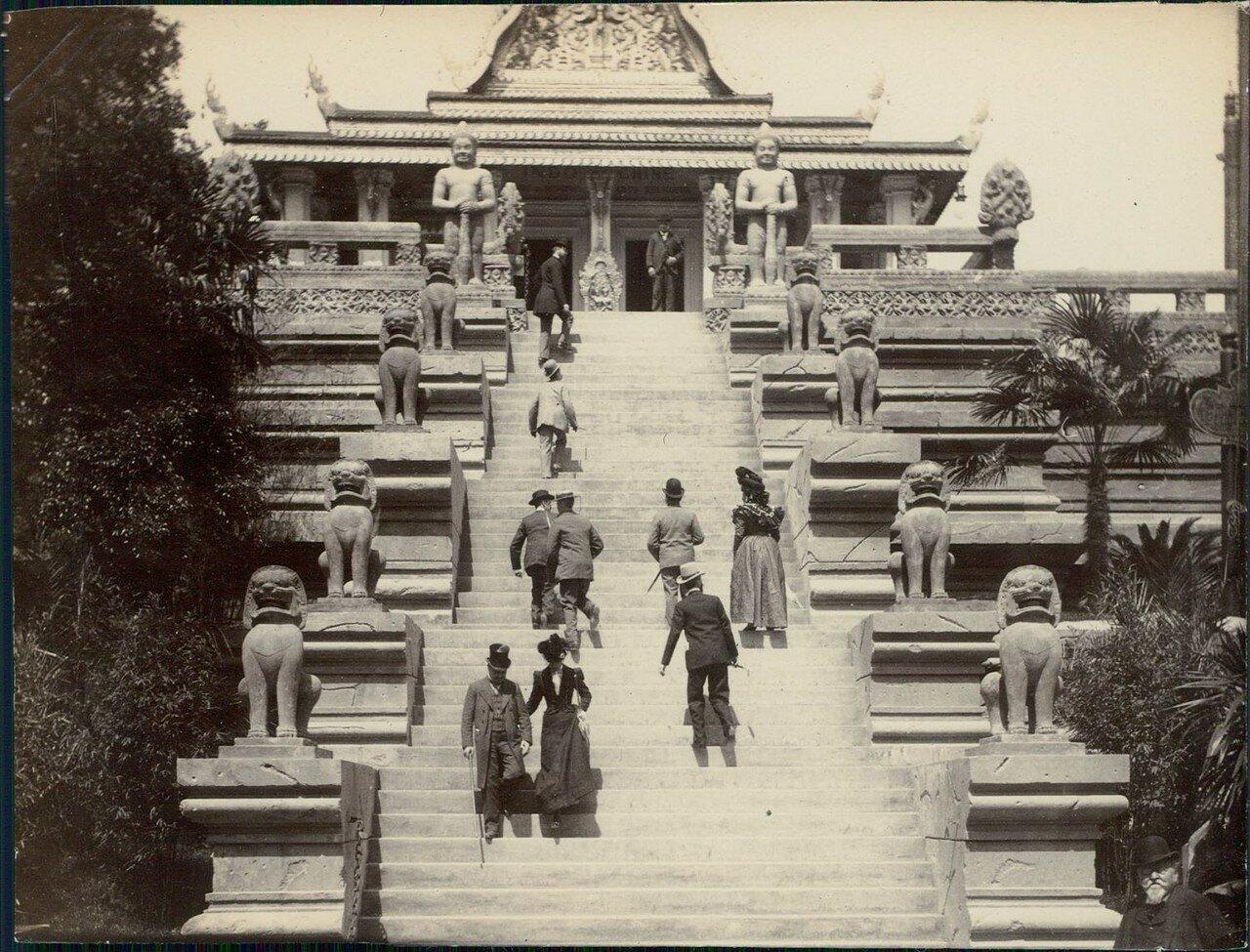 Павильон Камбоджи